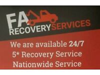 24/7 Recovery Nationwide Cheapest Price Given