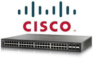 NEW CISCO 48-PORT GIGABIT SWITCH   Electronics › Computers Accessories › Networking Products › Switches  84671238