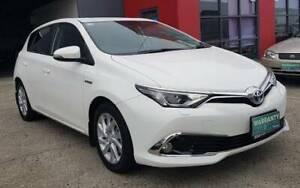 2017 Toyota Corolla Hybrid Tullamarine Hume Area Preview