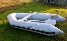 Inflatable dinghy, boat, tender