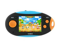 Mobile Game Console in Black-Blue - Very good condition - Liverpool