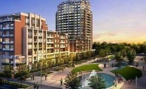 Uptown Markham Luxury Condo at Birchmount & HWY 7 with Parking