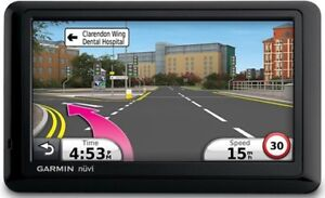 Garmin Large Screen GPS w/ Bluetooth and Newest 2018 Maps