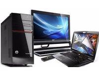 Wanted Job - Lots of Laptops / Desktops PCs / Monitors