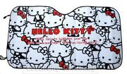 Hello Kitty Car Sun Shade