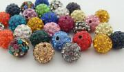 Rhinestone Disco Beads