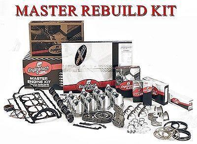 **master Engine Rebuild Kit**  Chevrolet Gmc 364 6.0l V8 Lq4 Vortec  1999-2000