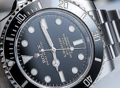 Eine Rolex Submariner