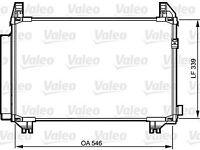 VALEO 814224 Condenser Toyota Yaris 884600D060 1.4 D-4D