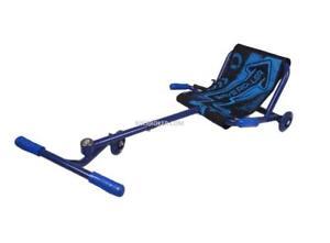Ezy Roller with LED Light Wheels - Blue