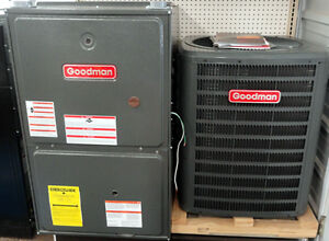 NEW FURNACE & WATER HEATER no cost upgrade.