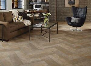 Tarkett FiberFloor® - Loose Lay Sheet Vinyl Flooring - LifeTime® 120 mil, Lifetime Limited  Warranty