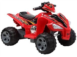 Child Ride On Toy ATV with 12V Battery, Forward and Reverse