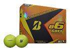 Bridgestone Yellow Golf Balls