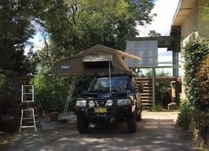 Adventure Kings Roof Top Tent with annexe Kurrajong Heights Hawkesbury Area Preview