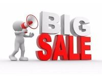 !!!! HUGE SALE NOW ON SINGLE BEDS DOUBLE BEDS KING SIZE BEDS FREE NEXT DAY DELIVERY !!!!!