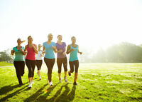 Fitness classes in the park!  $10/class Mondays & Wednesdays