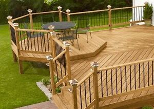 Want help building your Deck, Fence or Framing your Basement? London Ontario image 4