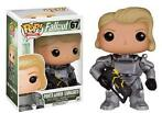 Pop! Games: Fallout - Female Warrior In Power Armor LEFunko