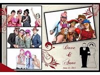 Photo Booth Hire £150 for 3 Hours