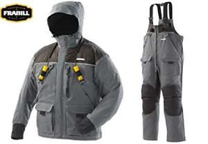 BNIB Ice Fishing Suit - Med - Frabill I2 Jacket and Bibs