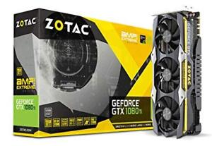 GeForce GTX 1080 Ti Amp Extreme Core