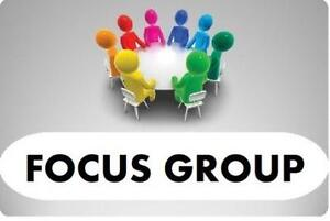 French Parents paid Focus Group !! $100 cash for 2 hours.