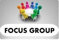 Paid Online Travel Focus Grp-$75 for 90 minutes, Females needed
