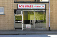 PRIME LOCATION COMMERCIAL SPACE WITH WINDOW FRONT
