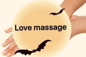 Thai gold Finger massage by Ri