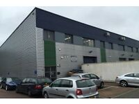 Prime location nr London Heathrow Airport. Vacant warehouse to rent. 4900sq ft. Available NOW