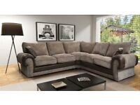 Luxury corner sofa brand new