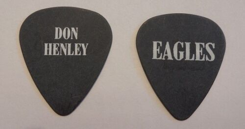 EAGLES DON HENLEY 1994 HELL FREEZES OVER TOUR CONCERT GUITAR PICK ........$21.95