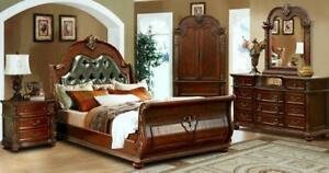 King Size Bedroom Sets (GL606)