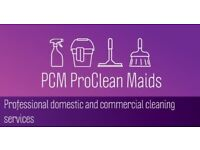 Cleaning services | Professional domestic and commercial cleaning | Regular | One-off deep cleaning