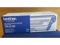 Genuine Brother Printer Toner (TN-2120) BRAND NEW - SEALED