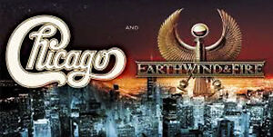 Chicago and Earth,Wind & Fire- (in Hamilton) -11th row tix