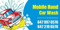 Mobile Car Wash Detail