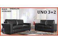 FANTASTIC SALE OFFER 3+2 AS IN PIC black or chocolate brown