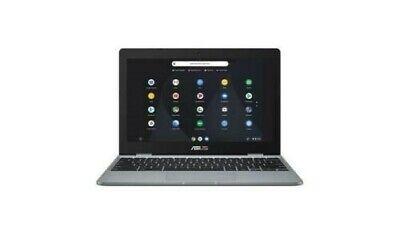 ASUS C223 11.6 Inch Celeron 4GB 32GB Chromebook - Grey A