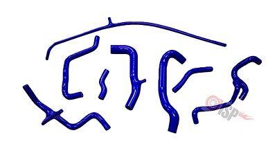 @@ VW Golf 3 VR6 2.8L AAA Silikonschlauch Kühlerschlauch Turbo blau  @@