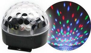 effet led magic ball