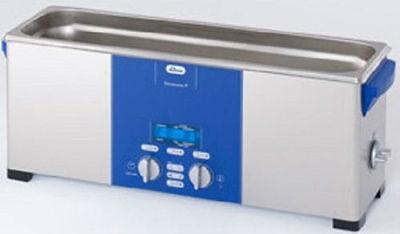 Elma Elmasonic P70h 6.9 Liter Heated Digital Ultrasonic Cleaner And Basket New