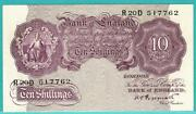 Bank of England 10 Shillings