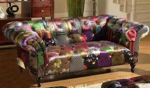 Patchwork Sofa Ebay