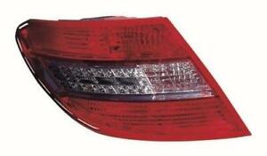 2008-2011 Mercedes C-Class Tail Light Driver Side Led Withcurve Lighting High Quality