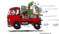 Moving service/ garbage removal