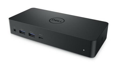 Dell D6000 Universal Dock Black