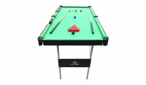 Complete Snooker Pool Table Set 4ft.