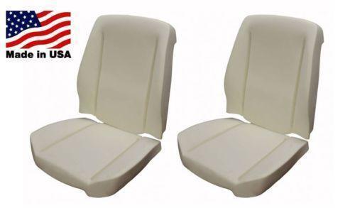 Chevelle Seat Foam Ebay
